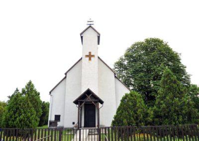 Kálmánháza görögkatolikus templom